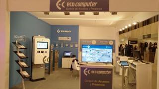 Ecocomputer presentó su sistema de control de accesos ACTAIS® en SICUR 2018