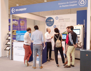 Ecocomputer ha participado como expositor en TECMA 2018