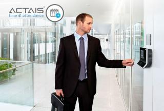 ACTAIS TA, Sistema de control horario de la jornada laboral