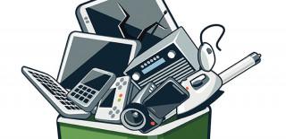 RAEE, reciclaje de aparatos eléctricos y electrónicos