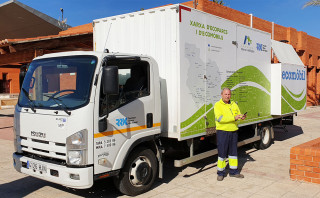 Ecocomputer digitaliza la red de ecoparques del Consorci residus Ribera i Valldigna (CRiV) con su solución ACTAIS® Waste.