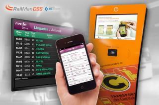 Implementación de RailMan DSS en Renfe Red de Ancho Métrico