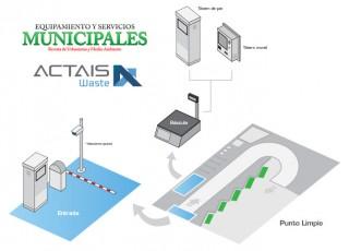 Artículo sobre ACTAIS® Waste en revista de urbanismo y medioambiente