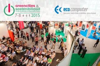 """Ecocomputer participará como expositor en """"Greencities & Sostenibilidad"""""""