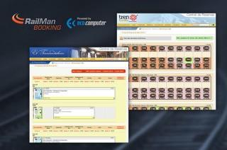 Mantenimiento de RailMan Booking en Ferrocarriles de Ecuador y en Renfe Viajeros