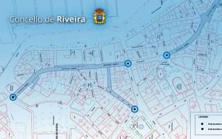 Adjudicacion del Suministro e Instalación de Sistema de Control de Accesos en varias calles peatonales de Riveira.