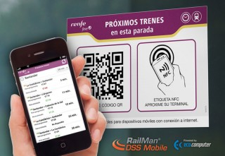 Ecocomputer S.L. extends its Passenger Information System for mobile devices